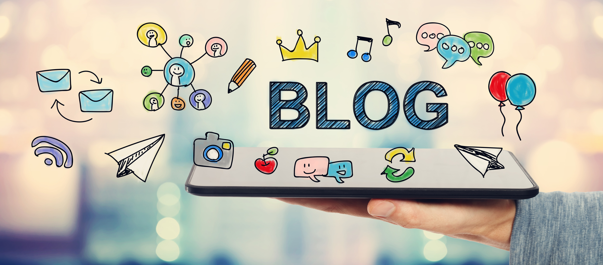 Yes, You Can Start a Blog for Your Small Business