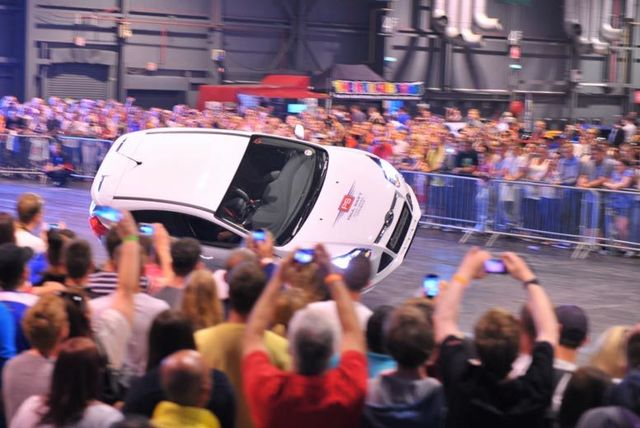 The Scottish Car Show is the biggest show in the country for motoring enthusiasts.