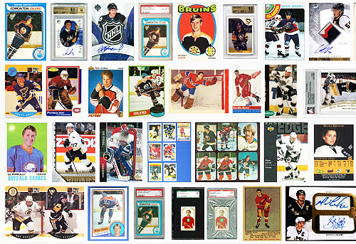 Photo-of-collectible-hockey-cards-nj-collectibles
