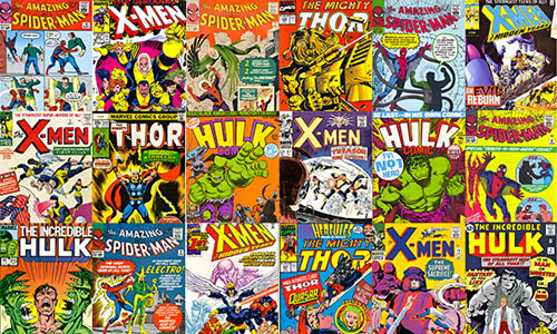 Photo-of-collectible-silver-age-comic-books-new-jersey-collectibles