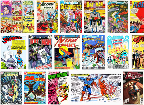 Photo-of-collectible-DC-comic-books-nj-collectibles