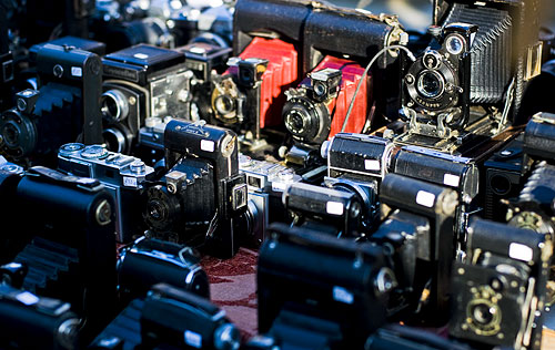 Photo-of-antique-cameras-nj-collectibles