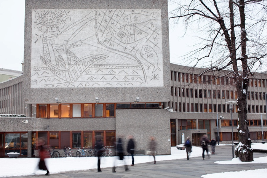 Picasso murals -  Foto: ©TrondIsaksen/Statsbygg