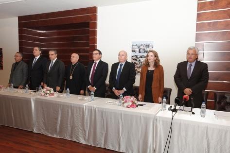 تعاون جديد بين مستشفى المشرق وجامعة مونبلييه والجامعة اللبنانية