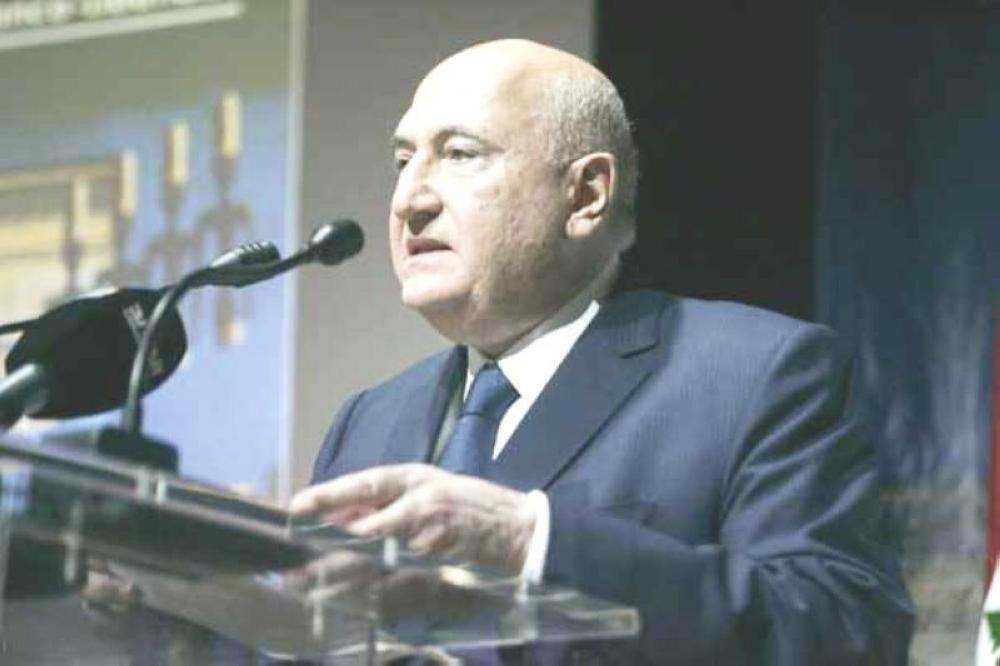 فرنسا كرمت الدكتور أنطوان معلوف على مسيرته وانجازاته