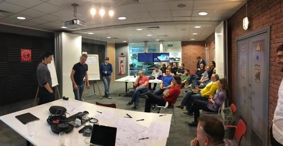 Redgate HoloLens Ideation - Presentation