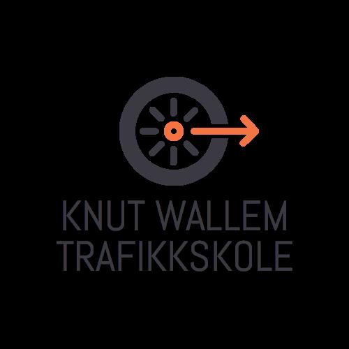 Knut Wallem Trafikkskole Logo
