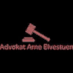 Advokat Arne Elvestuen Logo