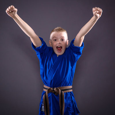 Excel Martial Arts Kids classes