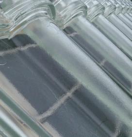 Tuile solaire pour chauffage maison passive - RT2020