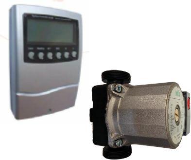 Kit chauffage solaire piscine pour tuile solaire thermique ou ardoise solaire thermique