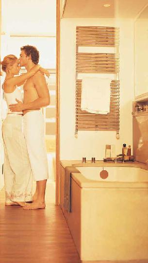 Chauffage salle de bains