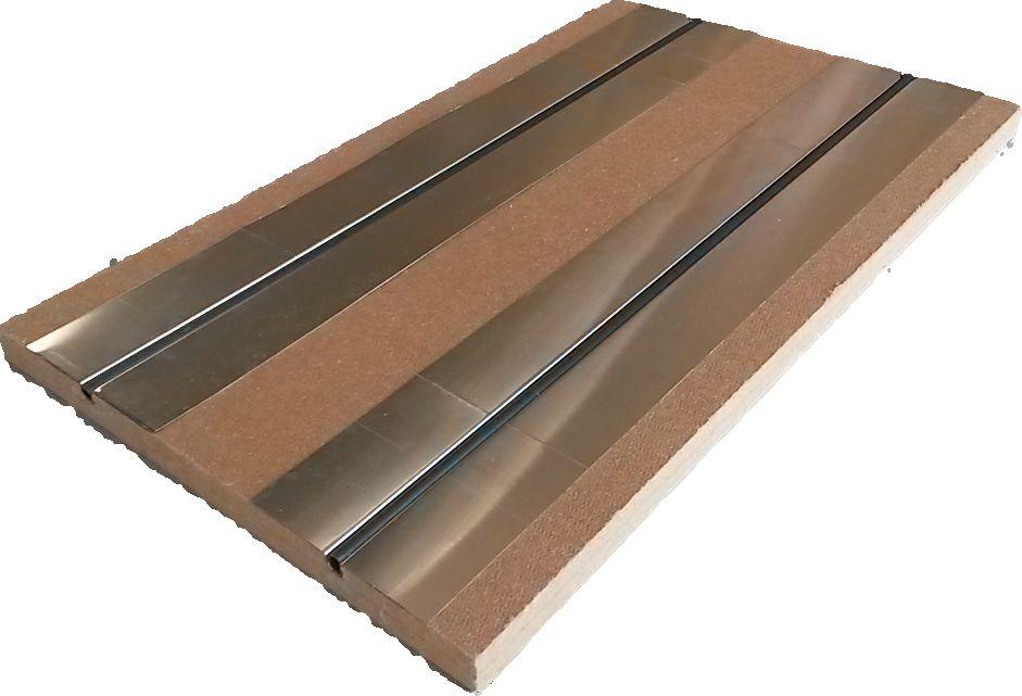 Plancher chauffant sec mince Caleosol eco+ pour maison passive - RT2020