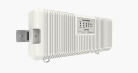 Station de cablage pour thermostat sans fils pour plancher chauffant
