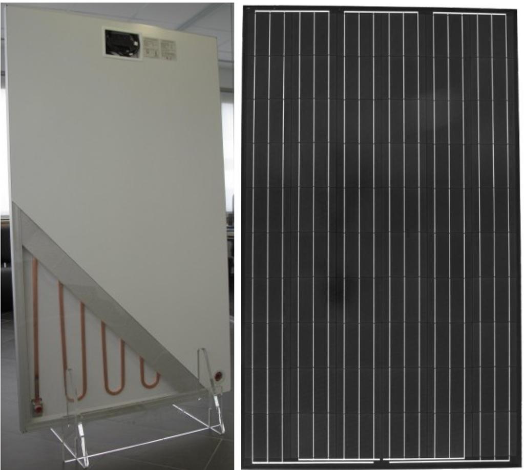 Panneau solaire hybride de dernière génération
