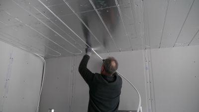 Plafond chauffant rafraichissant Caleosol Classique