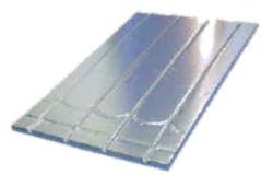 Kit plafond Chauffant Rayonnant Rafraîchissant Classique 25mm tuyau 12mm