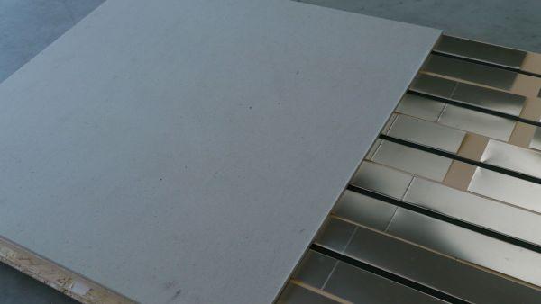 Collage parquet sur plancher chauffant