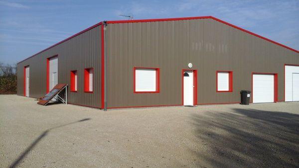 Centre de formation et usine de plancher chauffant - chauffage au sol à St Denis / Tours