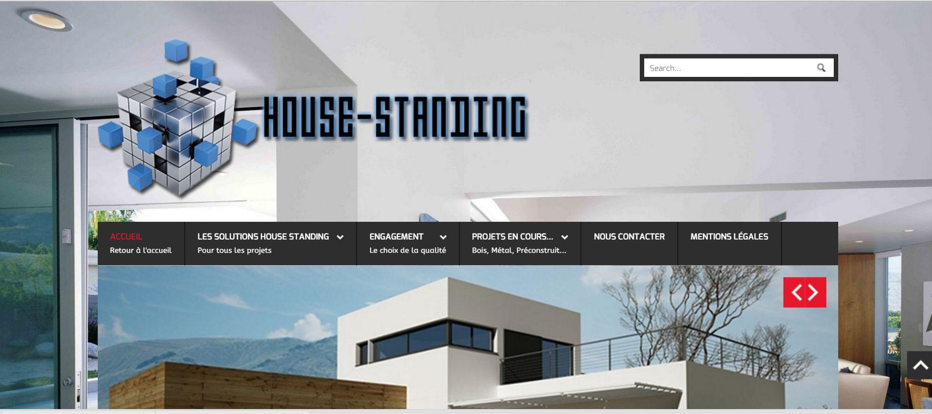 House-Standing M3CP choisit le plancher chauffant Caleosol Tradi XPS et  ECO+, la PAC LG avec production ECS