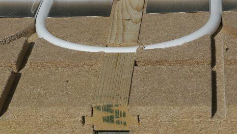 Lambourde pour plancher chauffant Tradi ECO+ 40mm