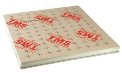Panneau de mousse - Dalle isolante TMS EFISOL EFYOS 40mm