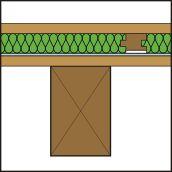 Alignement lambourdes pour plancher chauffant