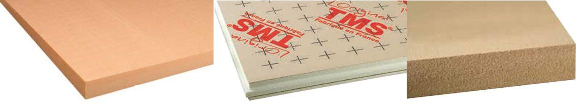 Certification isolant plancher chauffant Caleosol Tradi