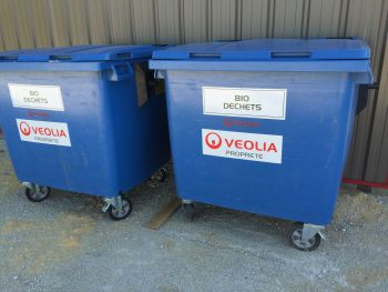 Recyclage chauffage économie circulaire