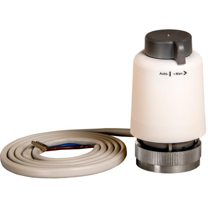micro-moteur pour plancher chauffant à eau chaude