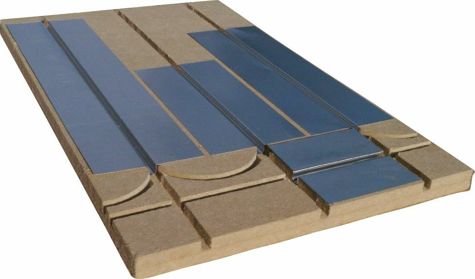 Plancher chauffant Caleosol ECO+ 20mm