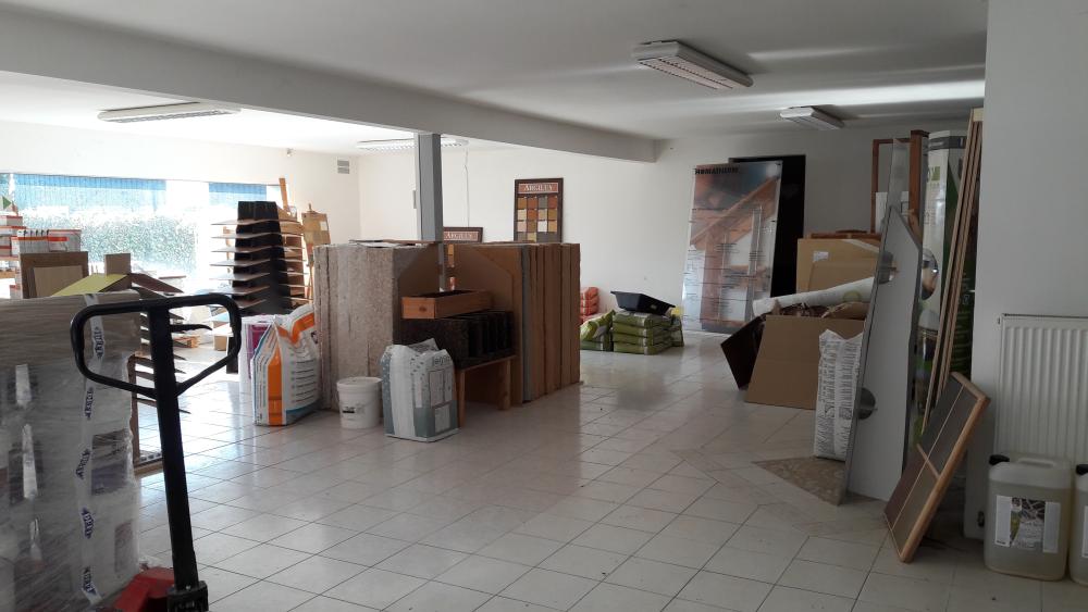 Espace formation plancher chauffant Limoges chez EcoBio Matériaux
