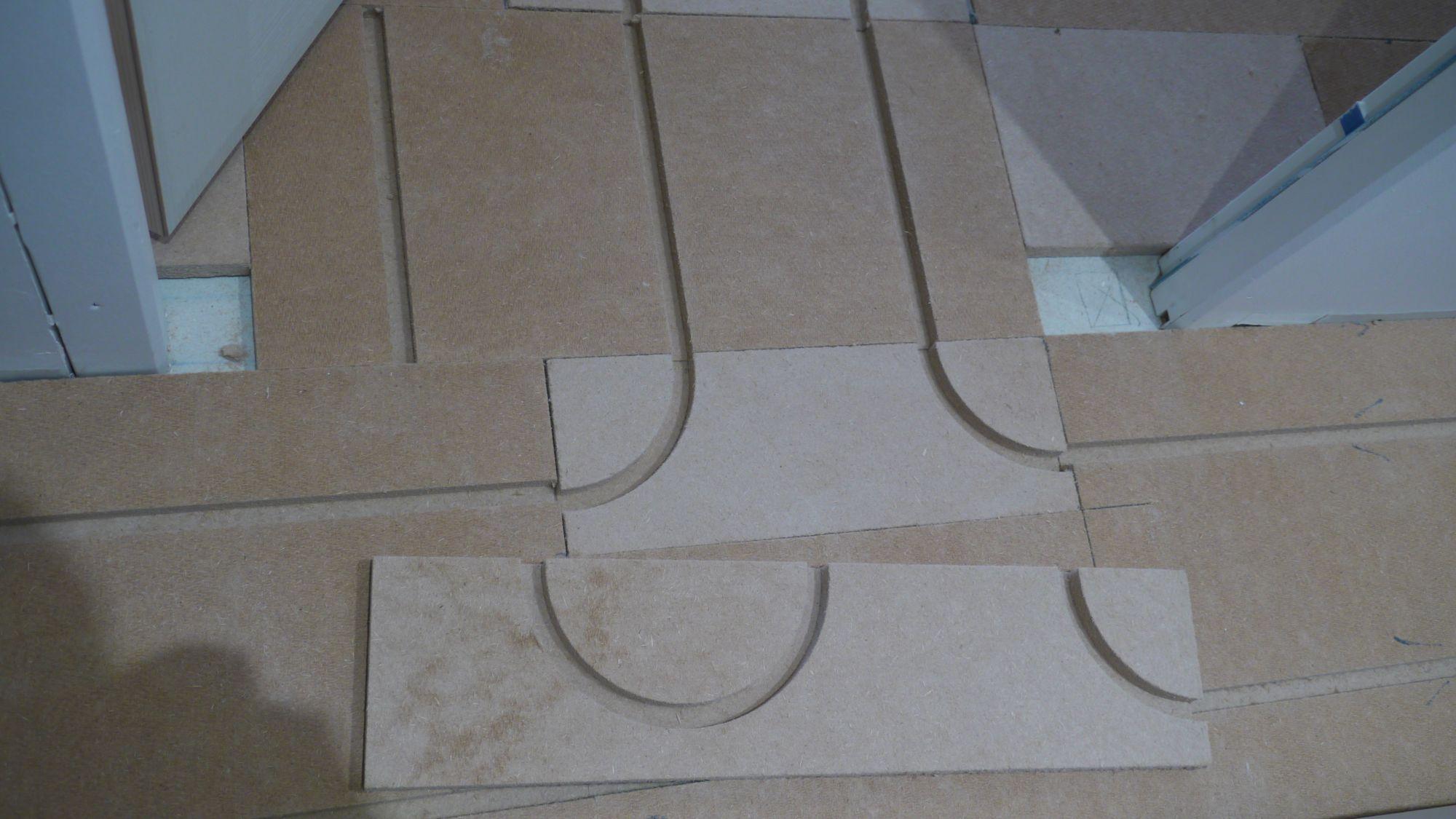 Astuces de pose de plancher chauffant Caleosol