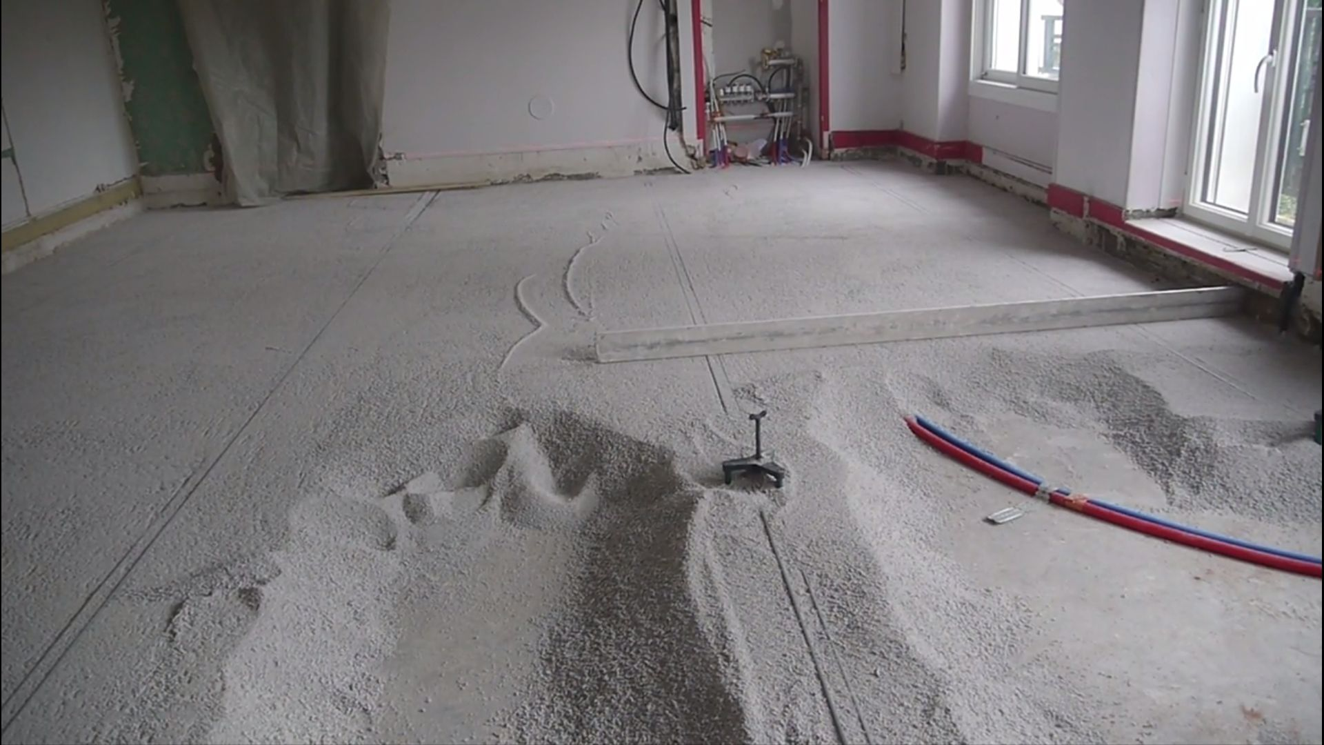 Travaux de rénovation en cours à Blois