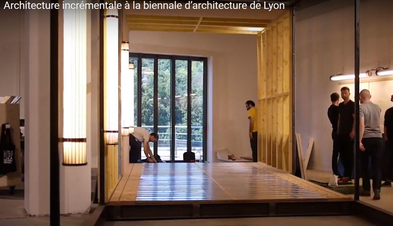 Video chauffage pour architecture incrémentale