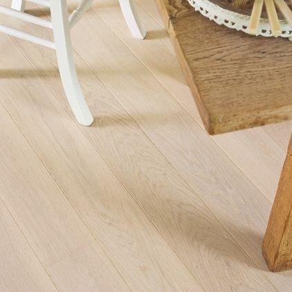 Parquet Castello Quick Step pour plancher chauffant
