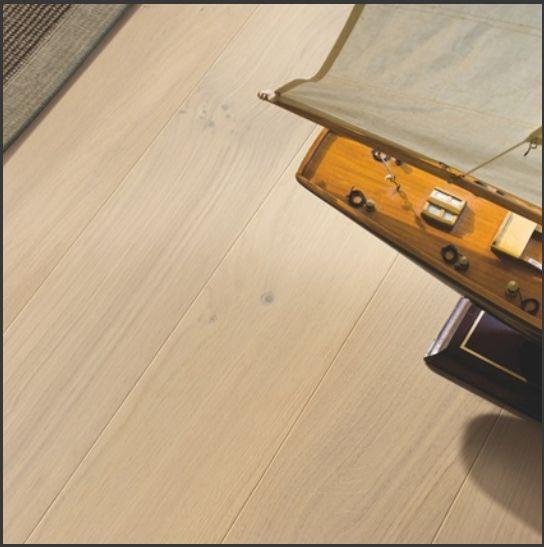 Parquet Compact Quick Step pour plancher chauffant