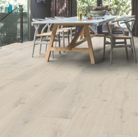 Parquet Massimo Quick Step pour plancher chauffant