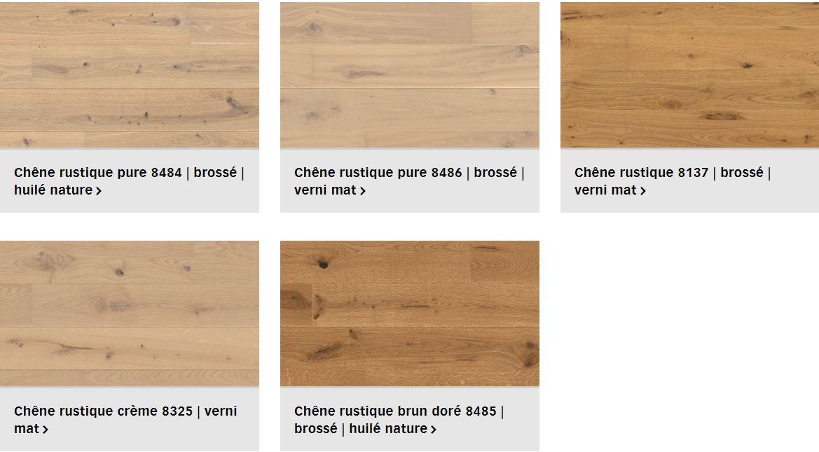 parquet meister classic pour plancher chauffant. Black Bedroom Furniture Sets. Home Design Ideas