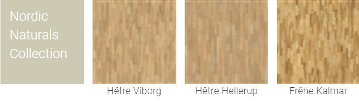Finitions pour Parquet Kahrs Original Nordic Naturals Collection pour plancher chauffant