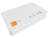 Hub internet pour thermostat internet plancher chauffant
