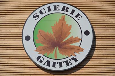 Magasin plancher chauffant Scierie Gaitey à Beaune