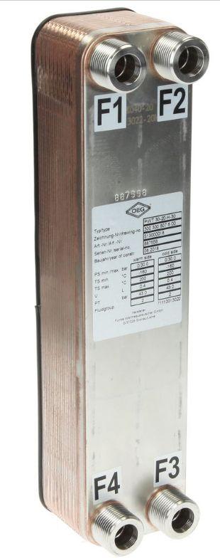 Echangeur pour free cooling