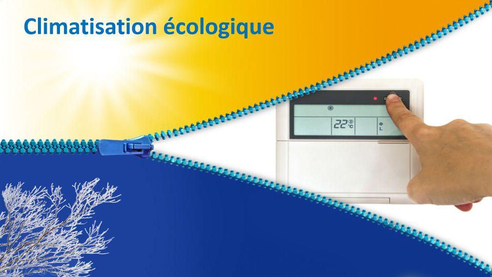 Climatisation écologique