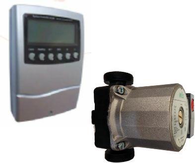 Composants hydrauliques pour panneaux solaires hybrides