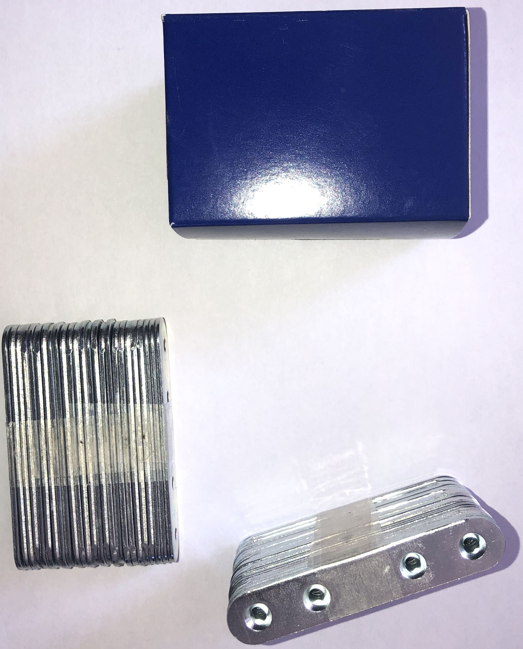 Kit d'alignement pour chape plancher chauffant Caleodur