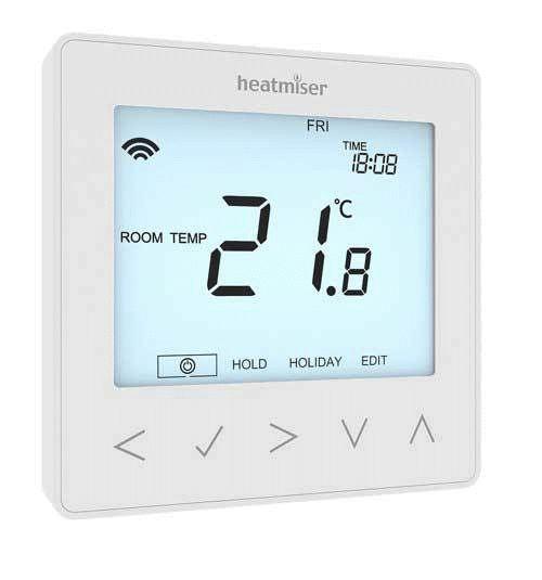 Thermostat NeoStat IFTTT pour pompe à chaleur et chaudière