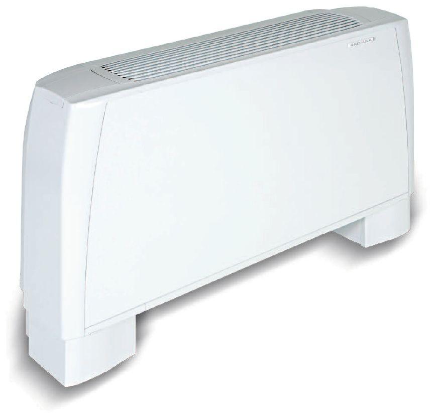 Radiateur réversible pour climatisation écologique 25m²