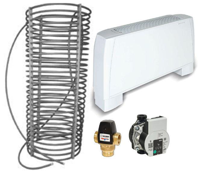 Package climatisation écologique