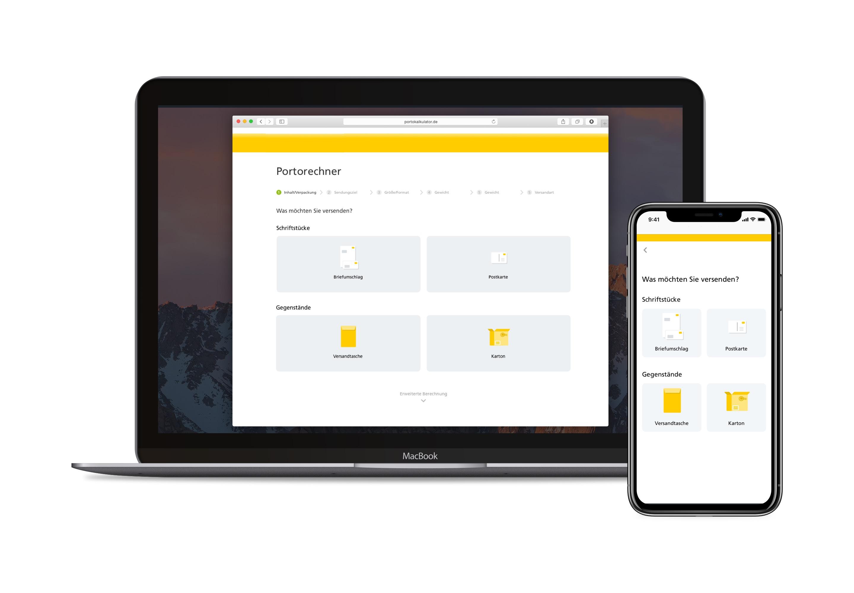 Postage App - Fully responsive